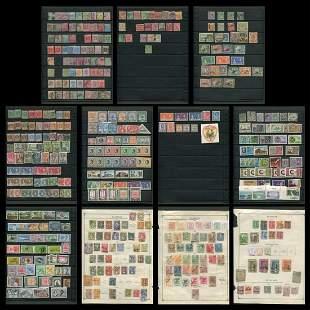 British Africa Stamp Collection 2