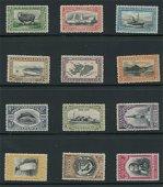 Falkland Islands 1933 #65-#76 M OG