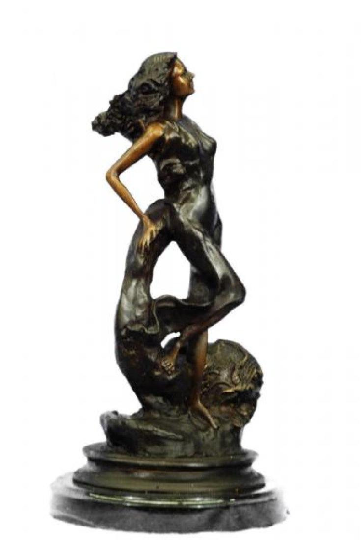 Scorpio from the Circle of Life Bronze Figurine - 3