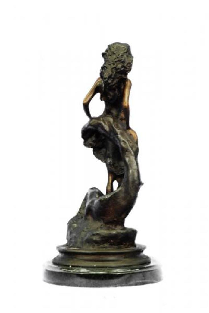 Scorpio from the Circle of Life Bronze Figurine - 4