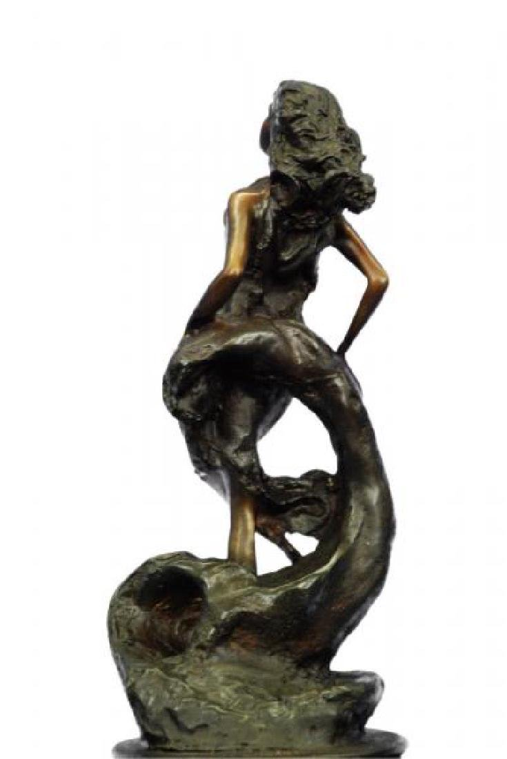 Scorpio from the Circle of Life Bronze Figurine - 5