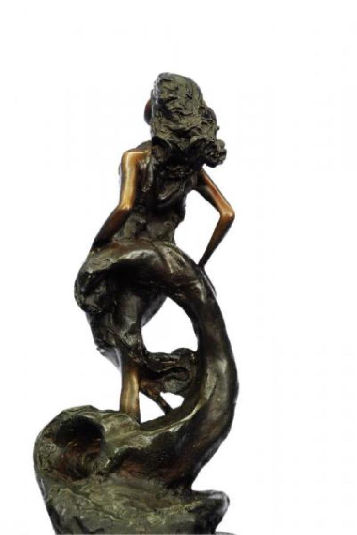 Scorpio from the Circle of Life Bronze Figurine - 6