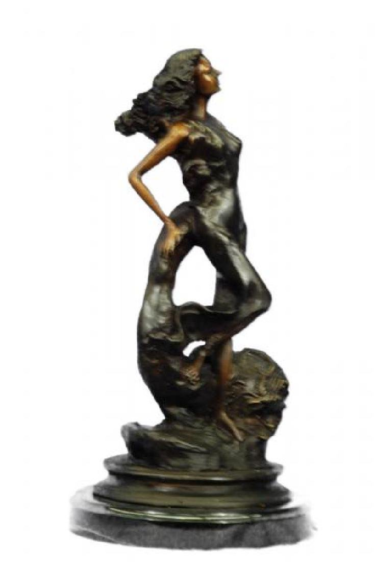 Scorpio from the Circle of Life Bronze Figurine - 7