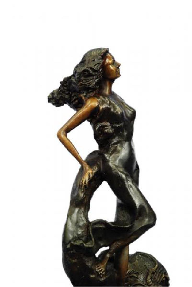 Scorpio from the Circle of Life Bronze Figurine - 8