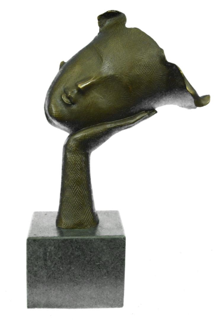 Handcrafted Female Version Salvador Dali Bronze
