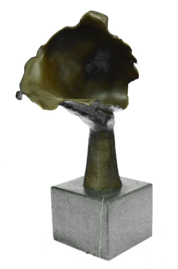 Handcrafted Female Version Salvador Dali Bronze - 8