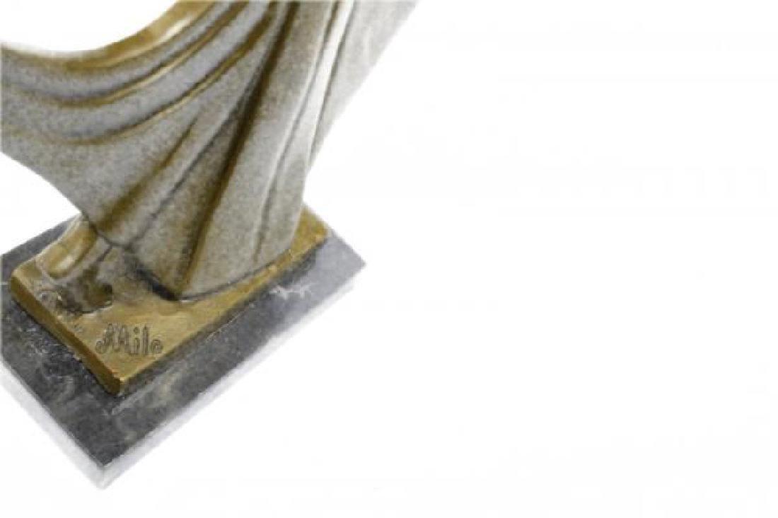 Dancer Bronze Model Statue - 9