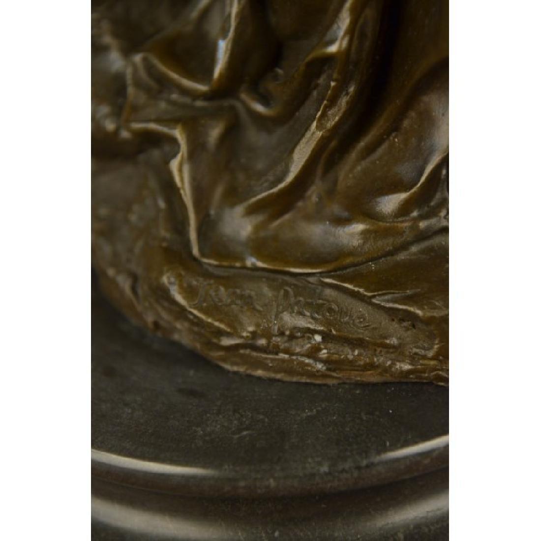 Roman Goddess Bronze Sculpture - 6