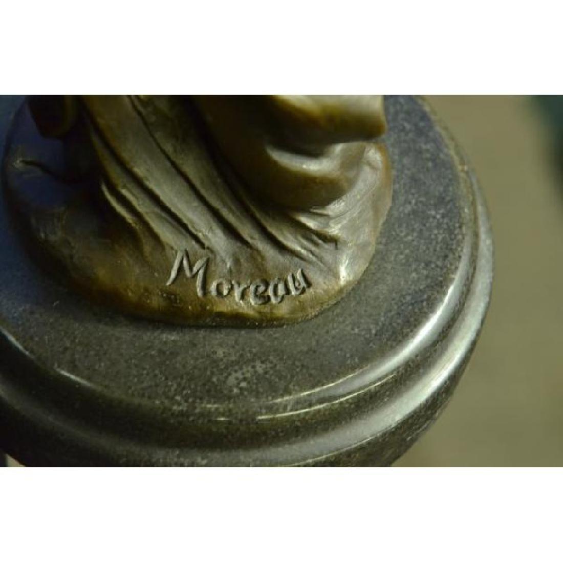 Dream Goddess Bronze Sculpture - 6