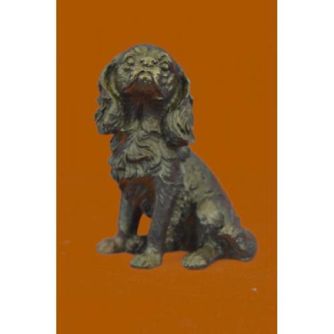 Animal Edition Bronze Sculpture