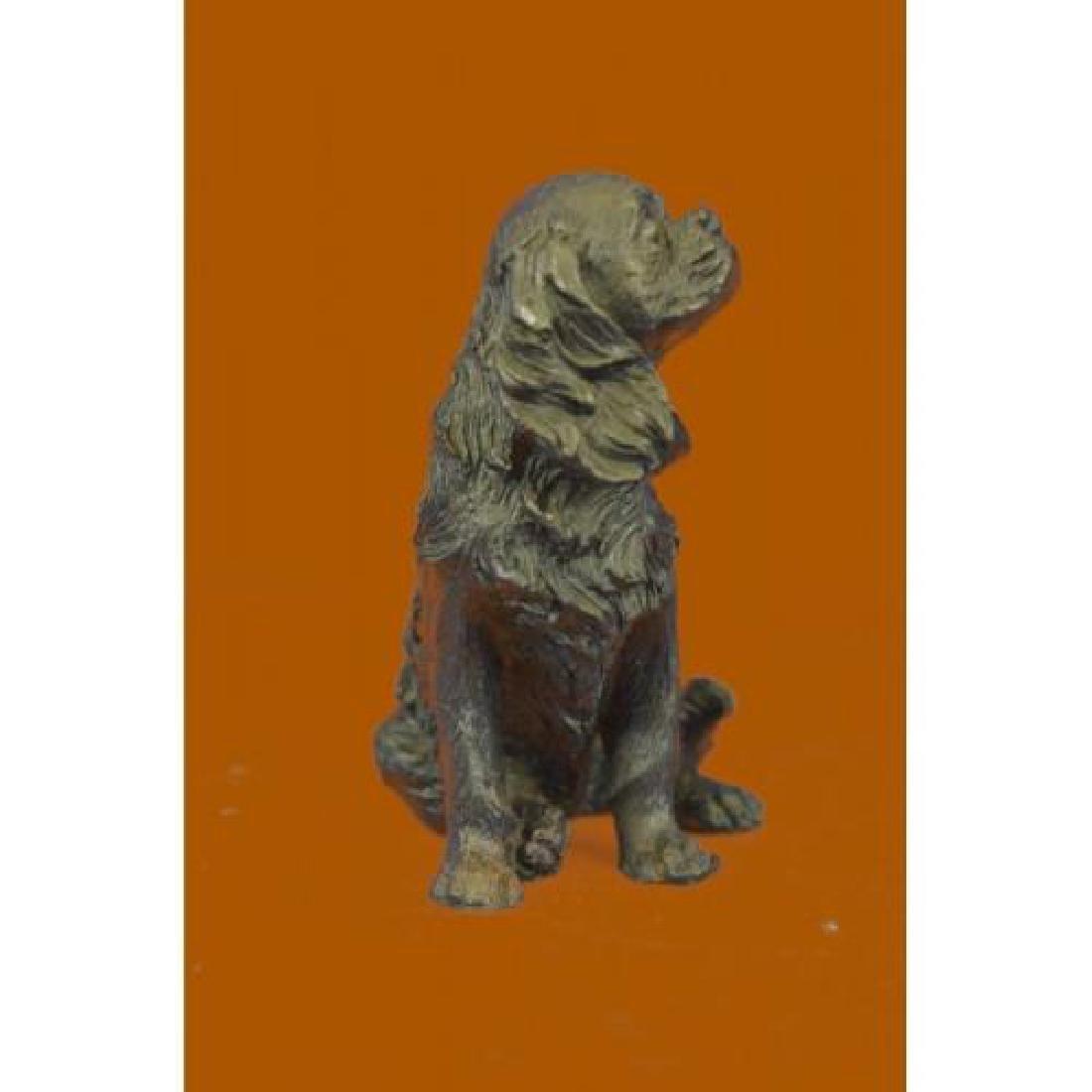 Animal Edition Bronze Sculpture - 2