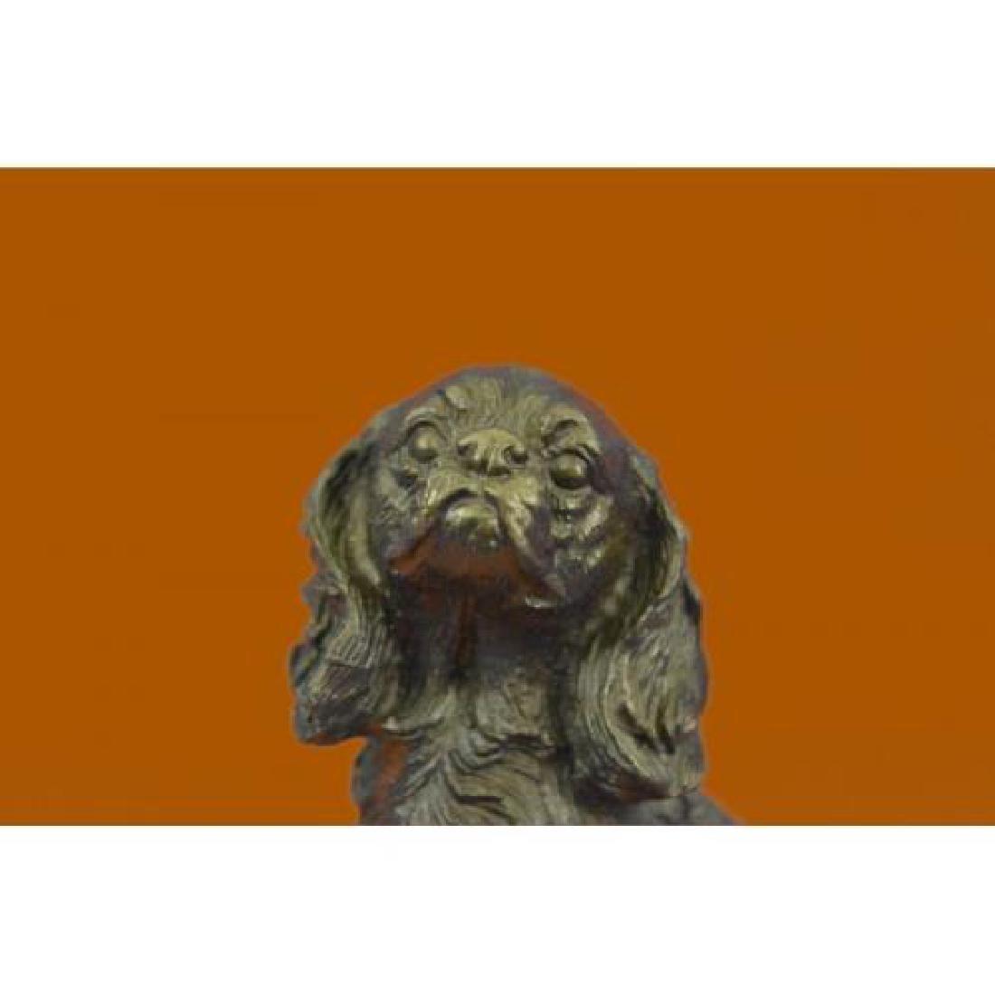 Animal Edition Bronze Sculpture - 4