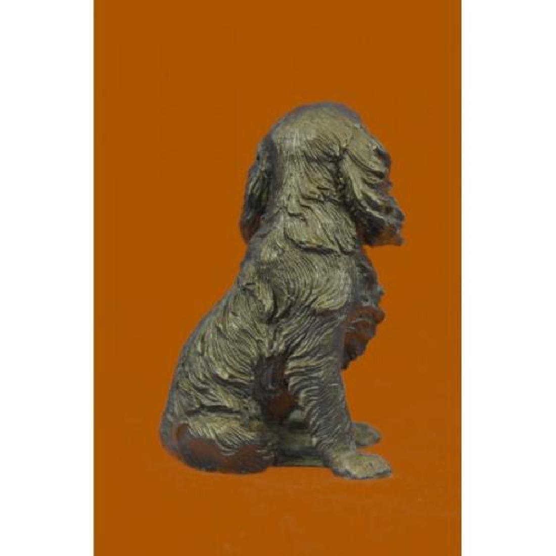 Animal Edition Bronze Sculpture - 5