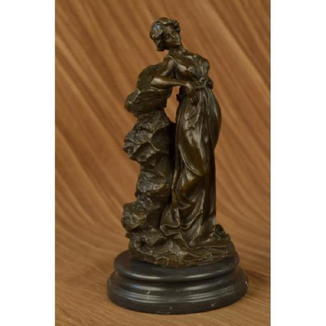 Roman Goddess Bronze Sculpture
