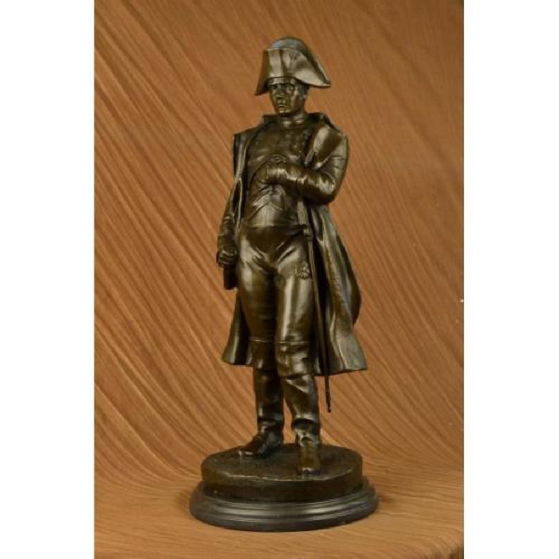 Carpeaux French Commander Napoleon Bonaparte Bronze - 2