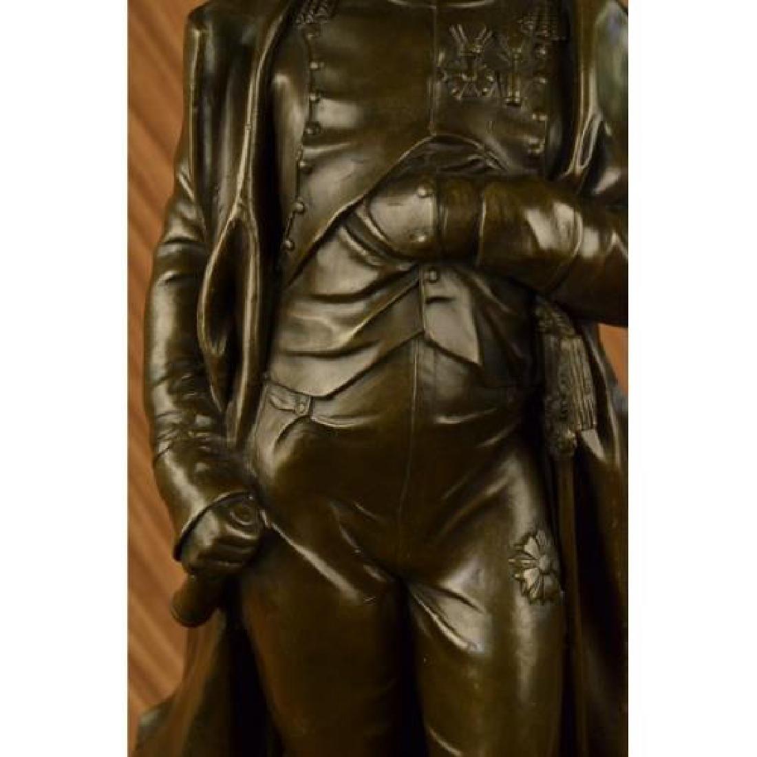 Carpeaux French Commander Napoleon Bonaparte Bronze - 5