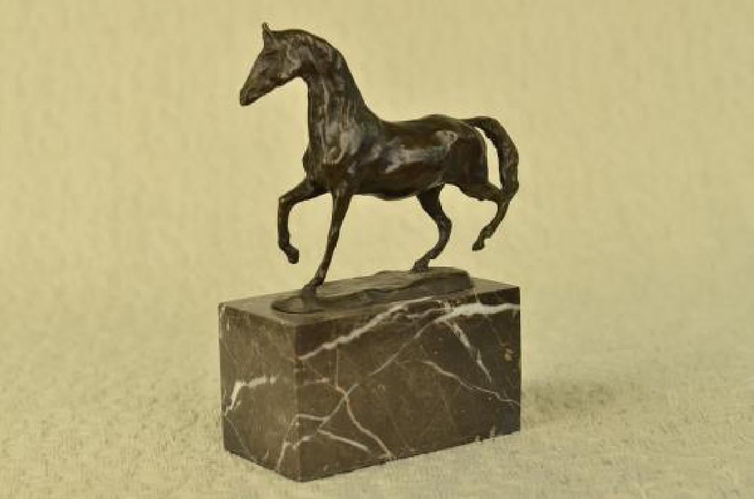 Galloping Horse Bronze Statue