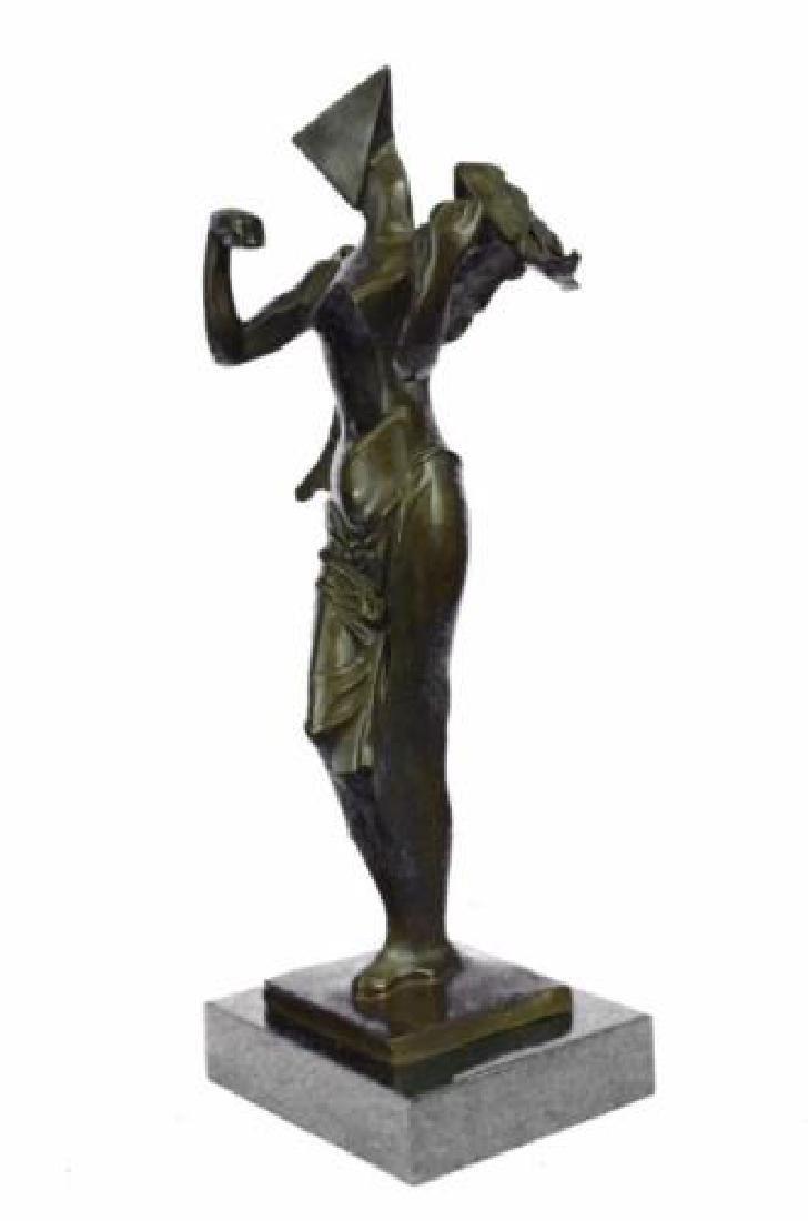 Surrealistic Angel Abstract Modern Art Bronze Sculpture