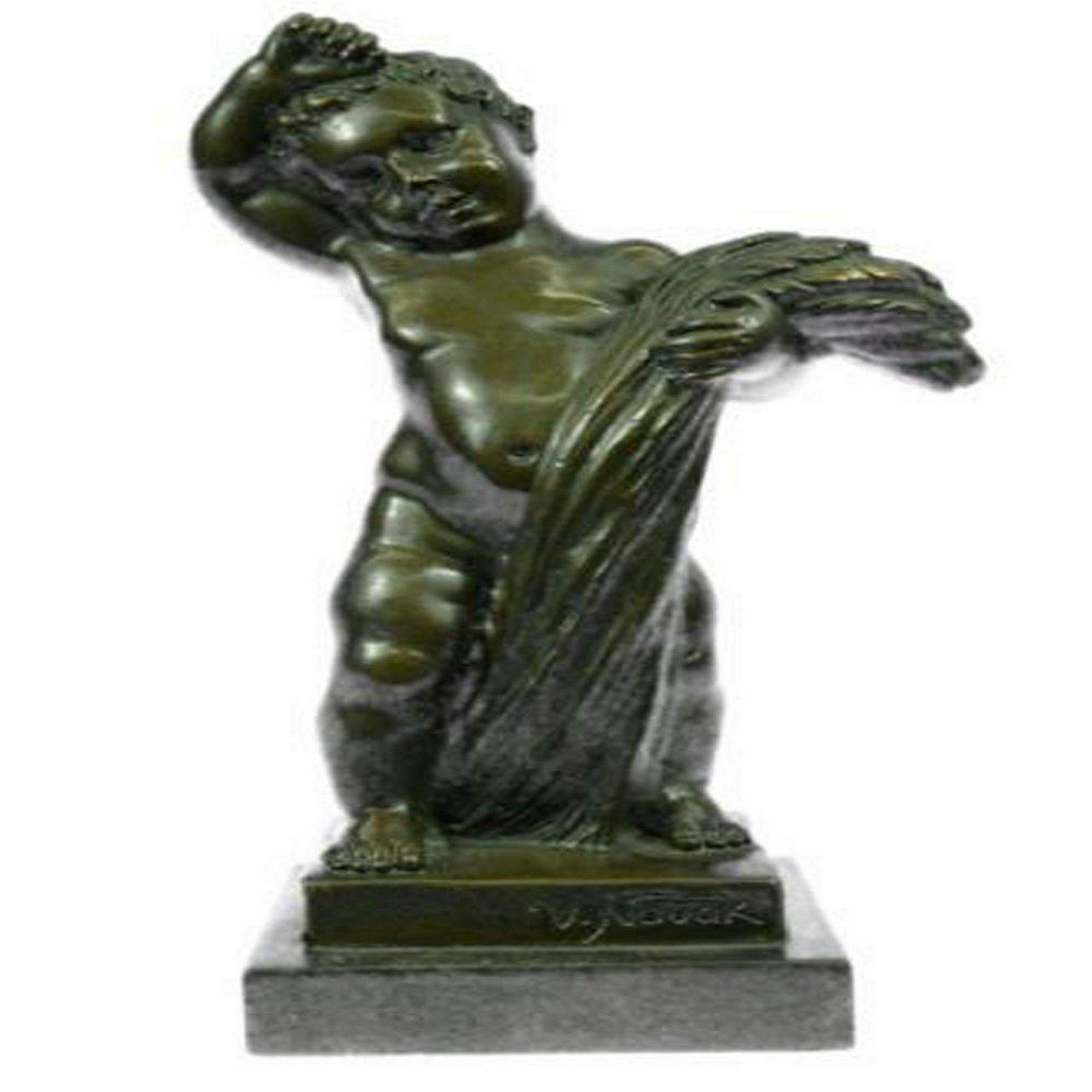 Baby Angel Bronze Sculpture
