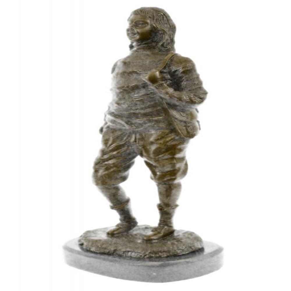 Ben Franklin American Revolution Bronze Figurine