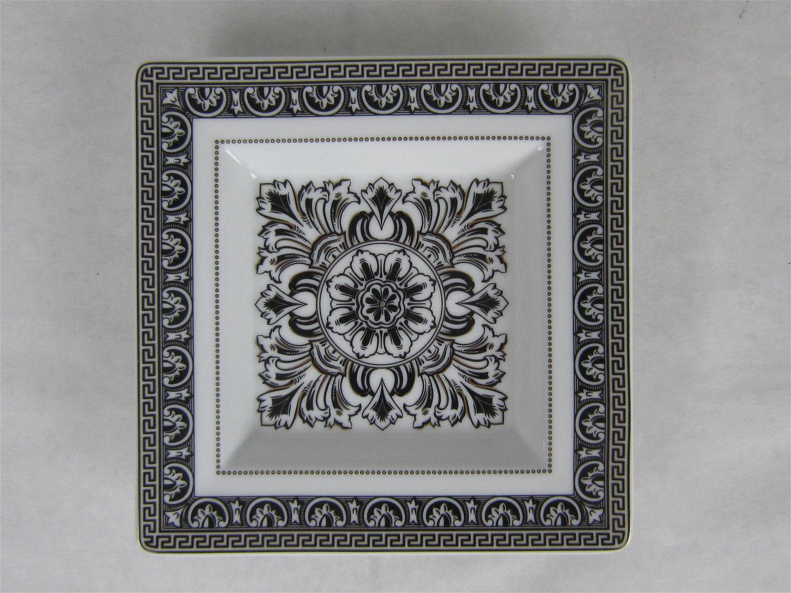 Versace Square Plate