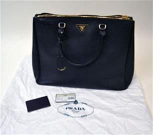 Authentic Designer Prada Saffiano Leather Purse