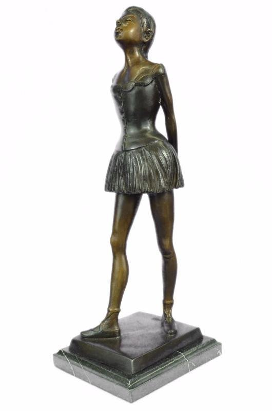 Tribute to Degas Little Ballerina Handcrafted