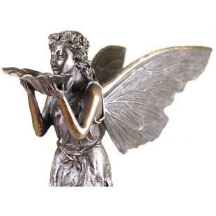 Gorgeous Large Bronze Statue