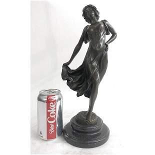 Dancer Bronze Sculpture