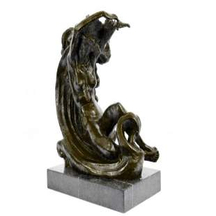 Venus on the Moon Bronze Sculpture