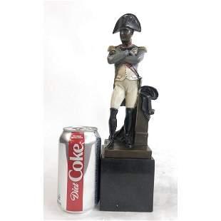 Bust of Napoleon Bonaparte Bronze Sculpture