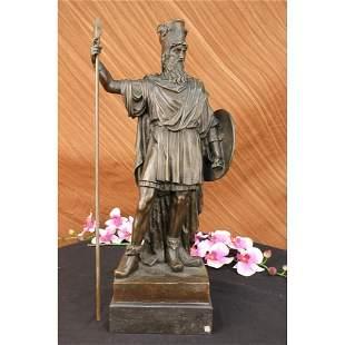 King of Persia Bronze Sculpture