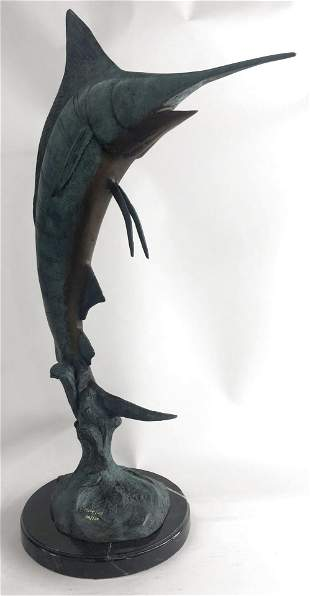 Fish Animal Edition Bronze Sculpture