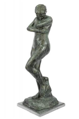 Famous Art Work Eve Bronze Statue