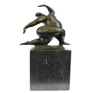 Woman Bronze Sculpture