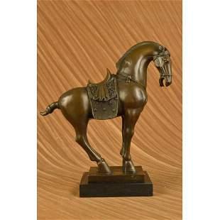 Tang Horse Modern Bronze Sculpture