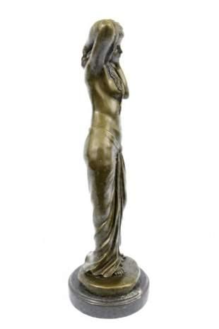 Beauty of a Woman Bronze Statue