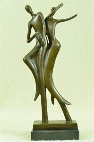 Couple Bronze Sculpture