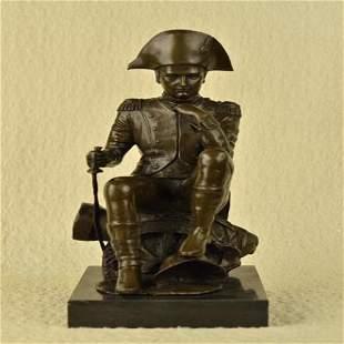 Napoleon Bonaparte Bronze Statue