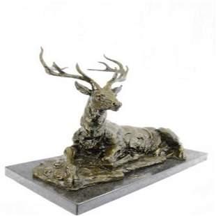 Animal Edition Bronze Statue