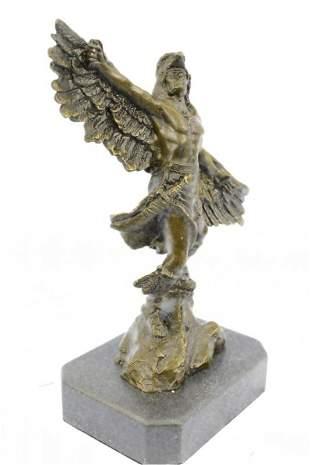 Warrior Bronze Sculpture