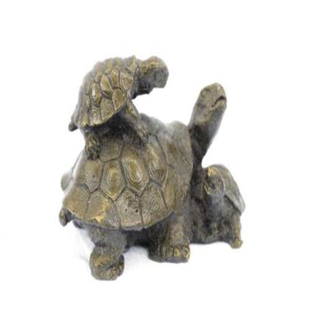 Turtle Bronze Sculpture