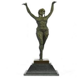 Doura Bronze Statue