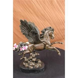 Pegasus Bronze Sculpture