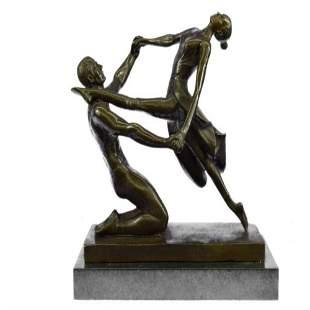 Ballerina Dance Bronze Statue