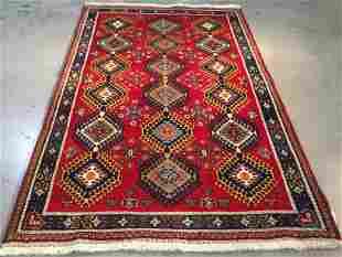 FINE PERSIAN YALAMEH 3.6x5