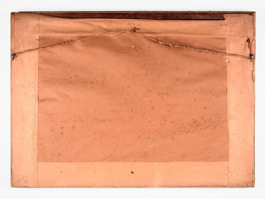 Napoli da Mare, Pair of Gouaches on Paper - 5