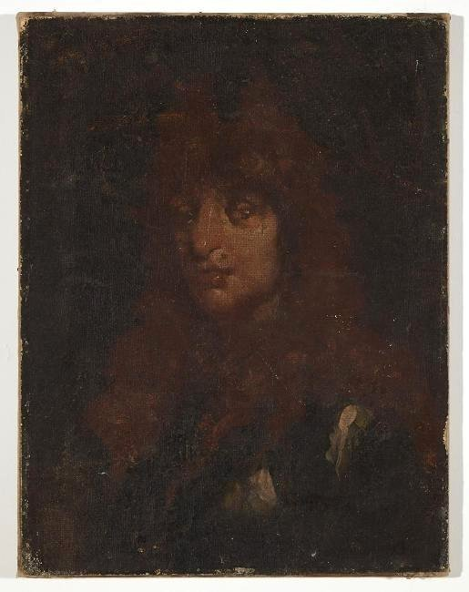 Old Master Portrait Painting