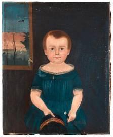 Sturtevant Hamblin Portrait of a Boy