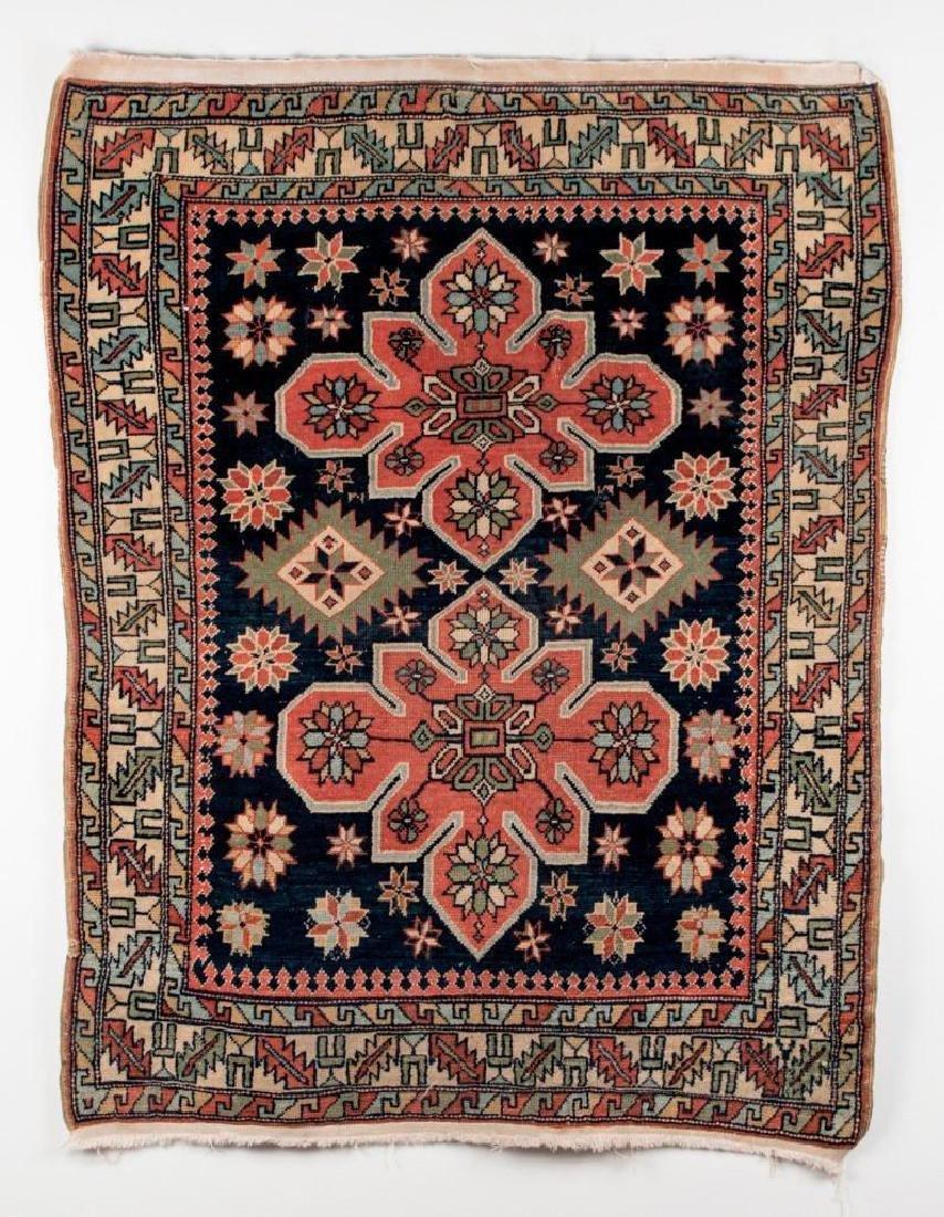Shirvan Caucasian Oriental Carpet